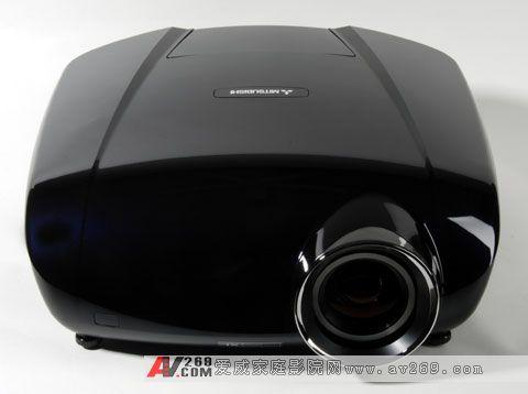 享受视觉盛宴三菱HC77-60D家用投影机