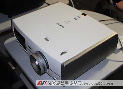 爱普生家用投影机TW3300即将在中国上市销售