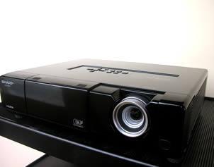 夏普XV-Z15000家用投影机