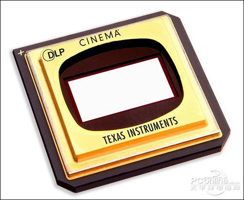 德仪推出0.98-DLP影院DMD芯片