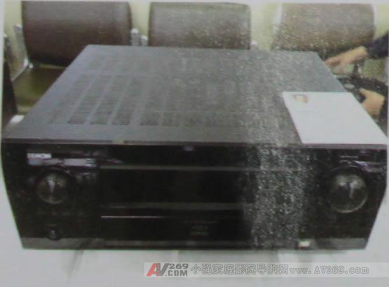 天龙百周年纪念功放AVR-A100拆机照曝光