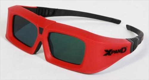 XPAN-D眼镜