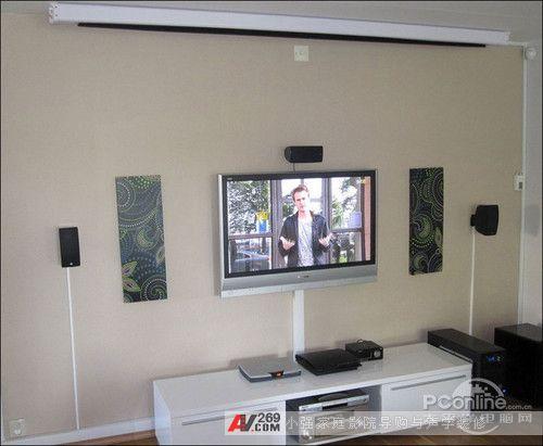 全高清1080p!3万元组建5.1混搭家庭影院