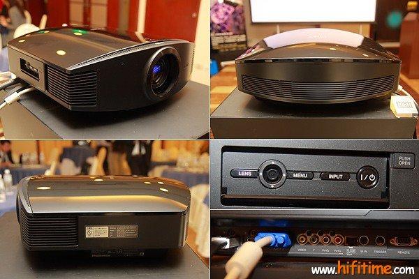 索尼VPL-VW90ES投影机打造 3D视听饕餮盛宴