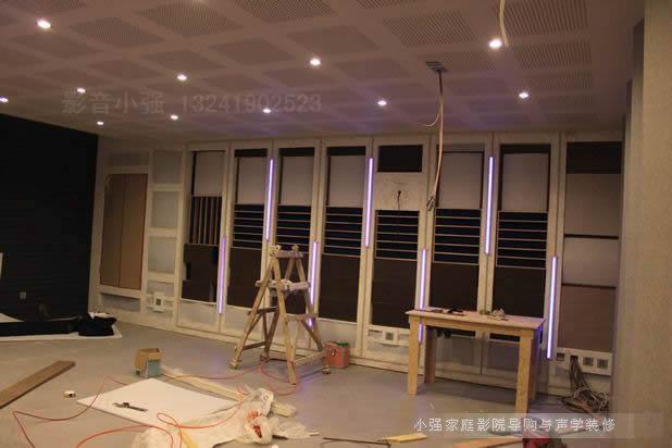北京靠山居别墅家庭影院装修设计工程经典案例