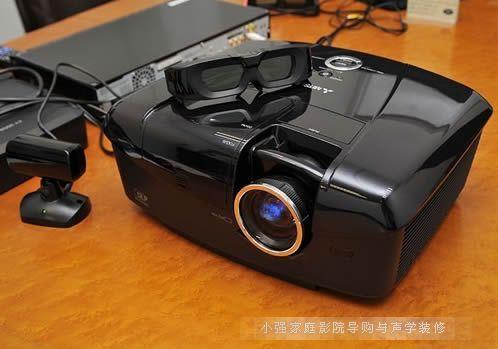 三菱HC7800三菱3D投影机到货了