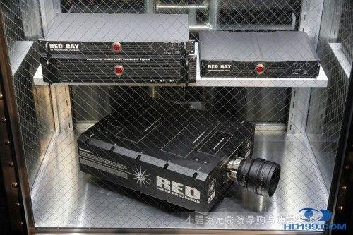 RED新品4K投影机Red Ray年底发布上市