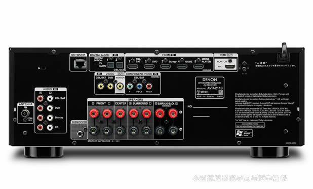 """其他特点 杜比TrueHD,DTS-HD Master Audio的支持 内置杜比定向逻辑IIz前高度的渠道,以一种可扩展的处理器 分配后环绕声道功放功能 设置的最好的声学环境,房间很容易(可以测量高达8分)功能""""的Audyssey MultEQ XT"""",使用附带的麦克风 小有益无害的""""Audyssey动态音量""""中明确,响亮的声音突然小,甚至深夜观众 不损害,甚至在一个小体积的""""Audyssey动态EQ""""的现实感 要恢复"""