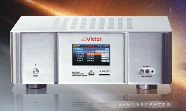 全新升级Victor M700A智能多区域背景音乐系统