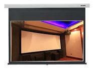 菊地KCIR-120HD WAC幕料120寸3D电动幕布