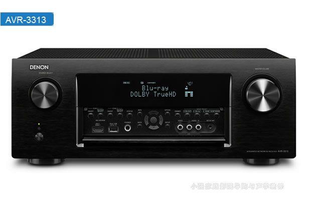 日本DENON天龙宣布推出全新高级AV功放AVR-3313,采用了最新的7.2ch环绕AV系统,全面支持下一代家庭影院的AV要求,支持未来的4K(3840 x 2160)超高清视频输出能力。海外定价折合约1万2000多元人民币。 天龙AVR-3313对应全新的多媒体应用和未来的超高清视频要求,除了高清解码、3D等基本机能外,还支持未来的4K超高清视频输出能力,支持4096x2160视频信号传输(4K2K),支持4K HDMI端子双输出+ZONE2输出,为未来超高清视频的应用做好准备。  天龙AVR-331