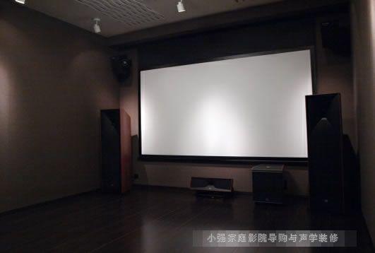 采用Studio590音箱的家庭影院图两张