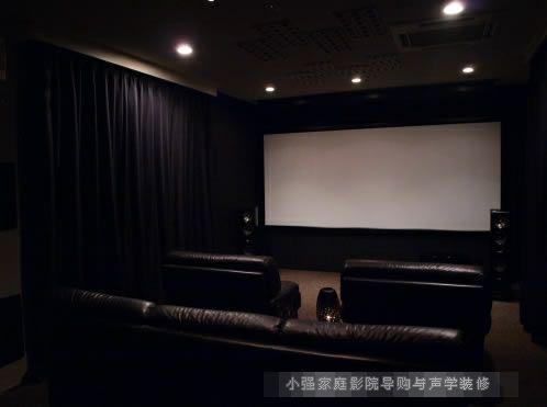 120寸宽荧幕独立家庭影院
