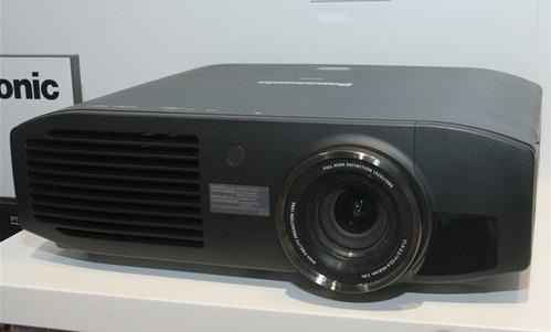 全新升级版来临之松下AE8000高清3D投影