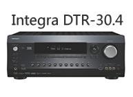 Integra功放DTR-30.4介绍