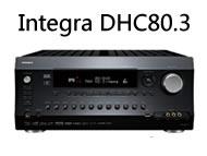 Integra前级解码DHC80.3介绍