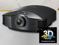 索尼3D投影机HW50ES介绍