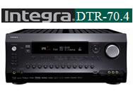 Integra影音功放DTR70.4介绍