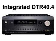 Integra影音功放DTR40.4介绍
