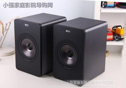 桌面HIFI音箱 KEF X300A 多媒体音箱精品评测呈现