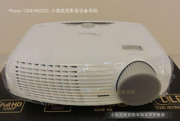 奥图码hd25安装_奥图码HD25全高清真3D投影机全图首发开箱照 - 阿强家庭影院网