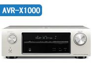 天龙功放AVR X1000介绍