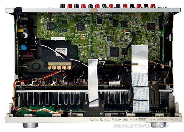 天龙功放全新升级x系列之avr-x2000