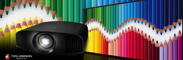 索尼推出4K+3D功能的VPL-VW500ES投影机