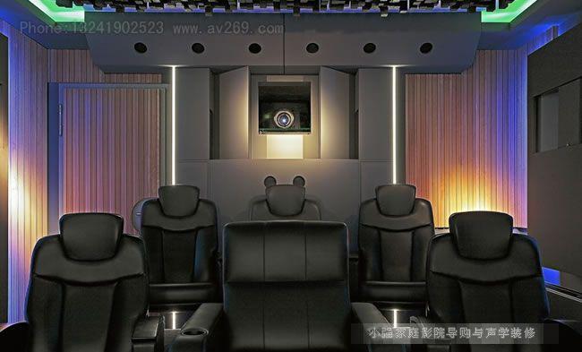 超级影音空间 索尼4K投影机