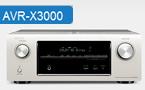 天龙功放AVR X3000介绍