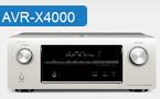 天龙功放AVR X4000介绍