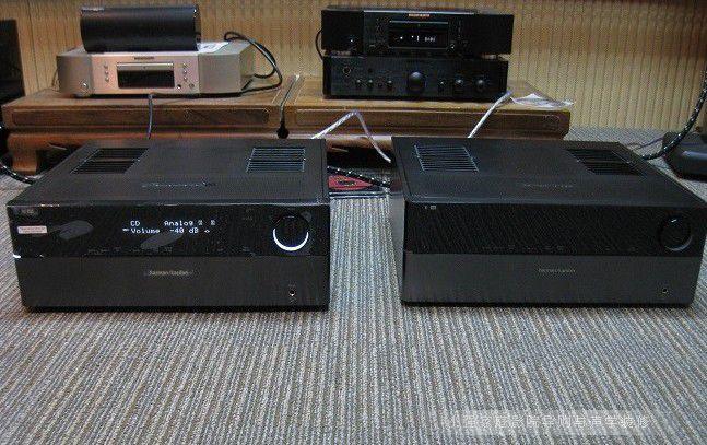 哈曼卡顿HK990双声道立体声功放 促销仅五台