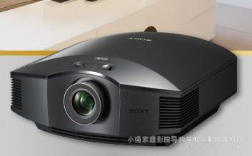 索尼3D投影机HW55ES介绍