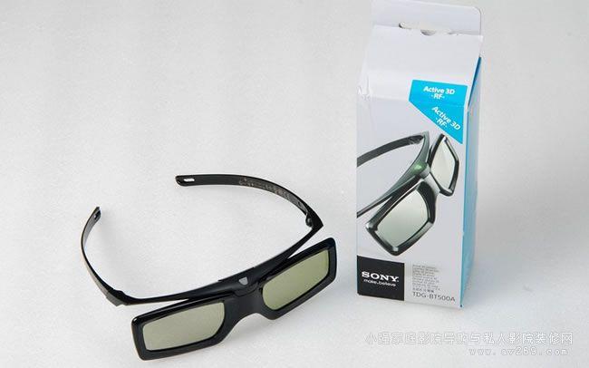 索尼VW500ES原装3D眼镜