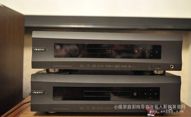 再升级OPPO BDP105D蓝光3D播放机开箱