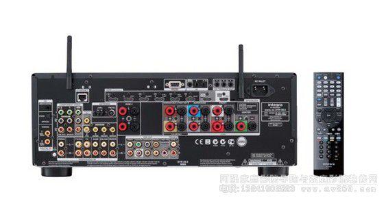 2多声道前级输出(包括2个平行低音炮输出)   前置左右声道的音调调节