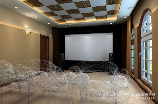 私人影院 为极致生活享受而设计 私家影院设计