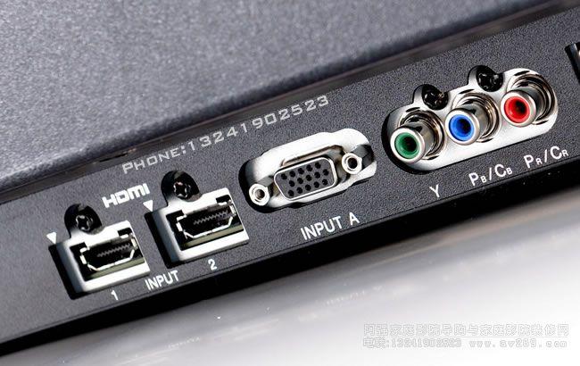 4k超高清旗舰索尼vw1100es投影机