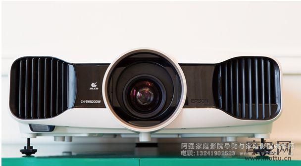 无线版爱普生TW8200W投影机