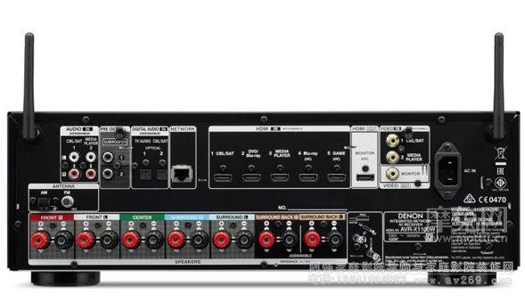 DENON AVR X1100W