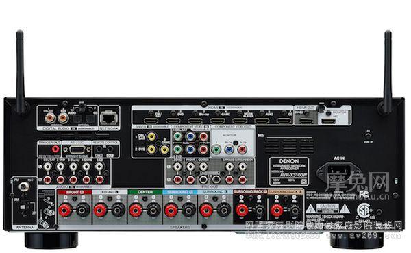 DENON AVR- X3100W