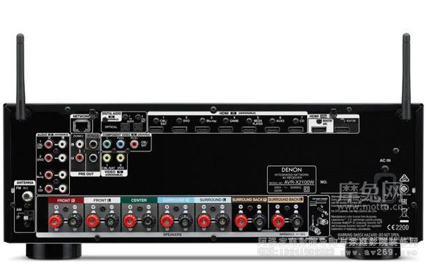 DEONON AVR-X2100W