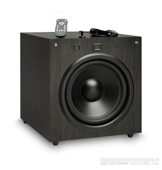 美国Velodyne推出EQ-Max15全新超低音音箱