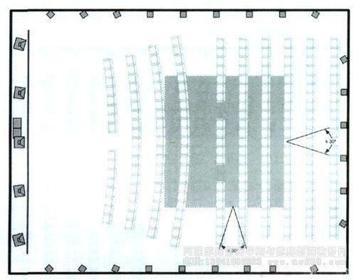全景音箱接线图