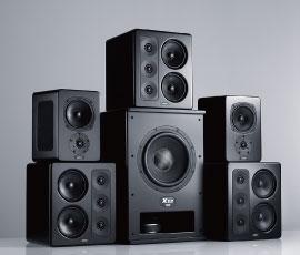 M&K Sound Miller& Kreisel S300系列