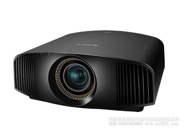 索尼4K投影机VW300ES介绍 低价4K投影来袭
