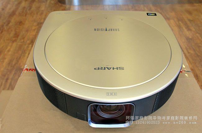 夏普Z48000A投影机 3D投影机
