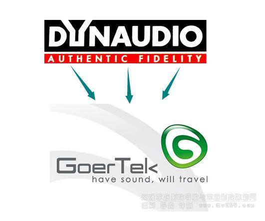 Dynaudio(德国丹拿)音响厂近日被歌尔声学纳入旗下