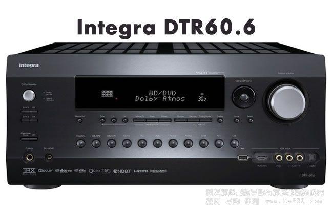 英桥功放Integra DTR60.6介绍