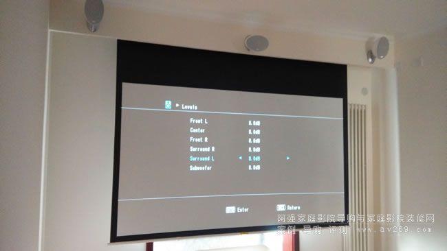KEF E305影院系统